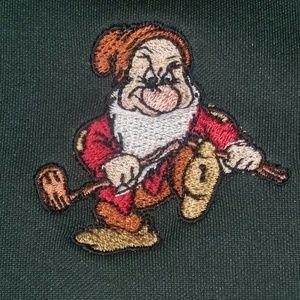 616ccb15129 Nike Shirts | Drifit Golf Disney Grumpy Polo Mens Xxl | Poshmark